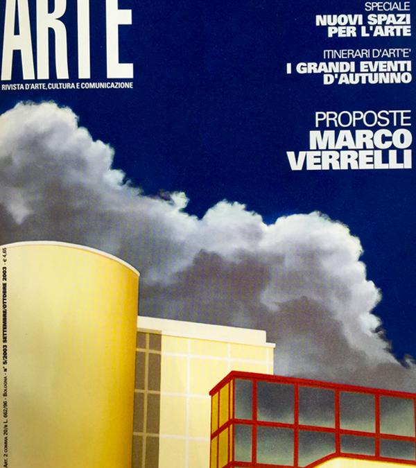 Artè, 2003